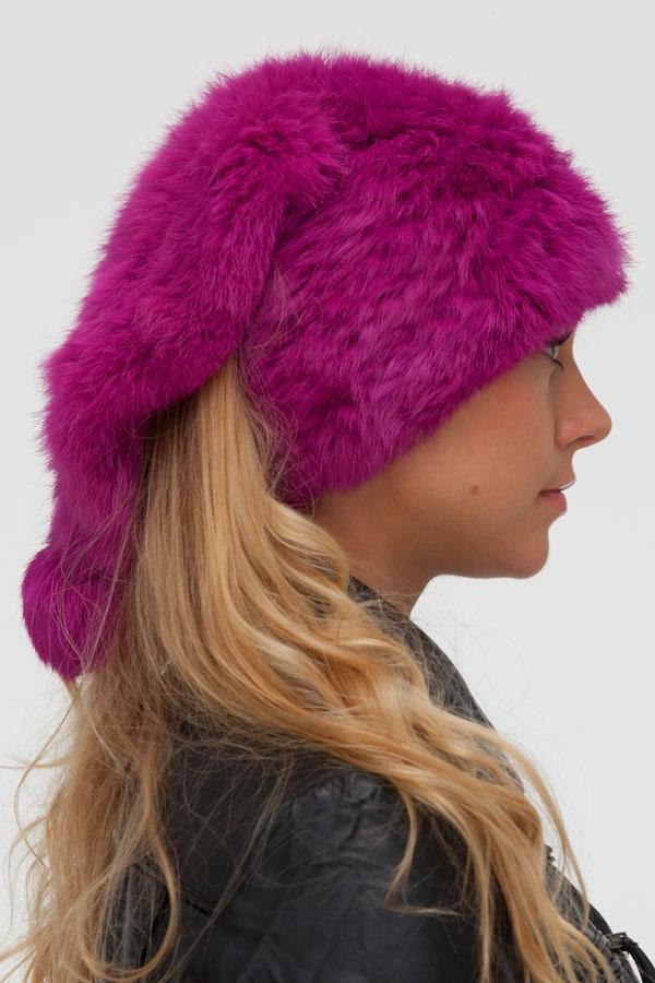 Balconycanbyptouch Женская вязаная шапка-косынка